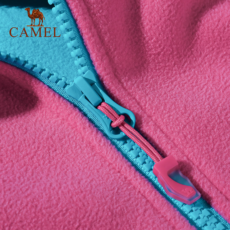 camelo feminino inverno velo jaqueta softshell casacos 04