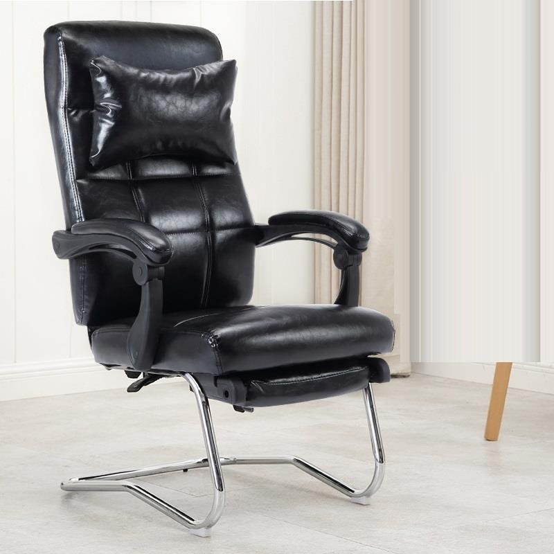 Купить с кэшбэком Sedia Ufficio Bilgisayar Sandalyesi Taburete Sandalyeler boss T Shirt Sillon Leather Poltrona Silla Cadeira Gaming Office Chair