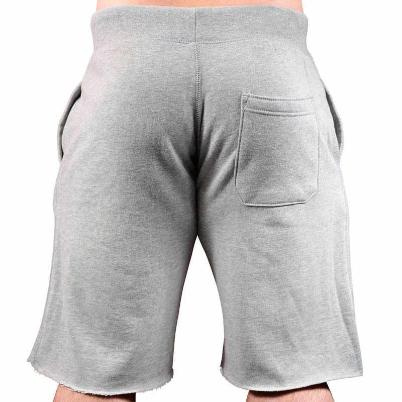 Мужские спортивные пляжные шорты хлопковые спортивные брюки летние дышащие спортивные шорты для бега мужские спортивные шорты для фитнеса