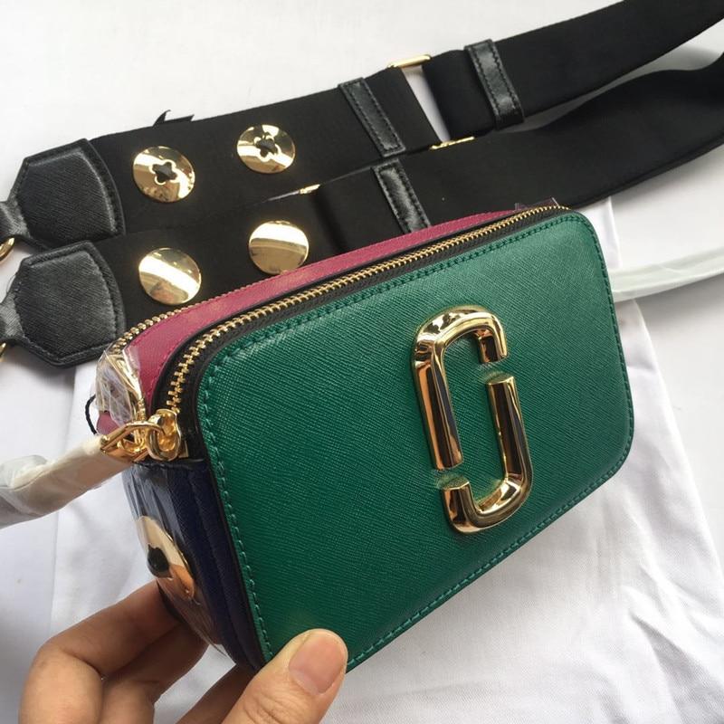 ea35c004d25780 Skup Tego samego lata sprzedaż Unisex poliester na co dzień nowa torba na  aparat mini szeroki pasek na ramię mieszane kolor mały kwadrat skórzane  panie ...