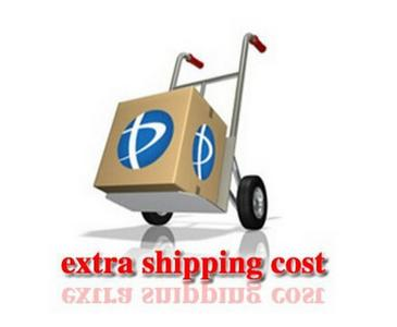 PACKING PLASTICS BAG AND EXTRA SHIPPING COST