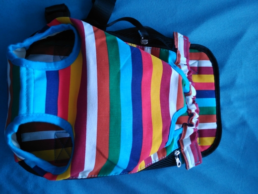 Dog Carrier Backpack