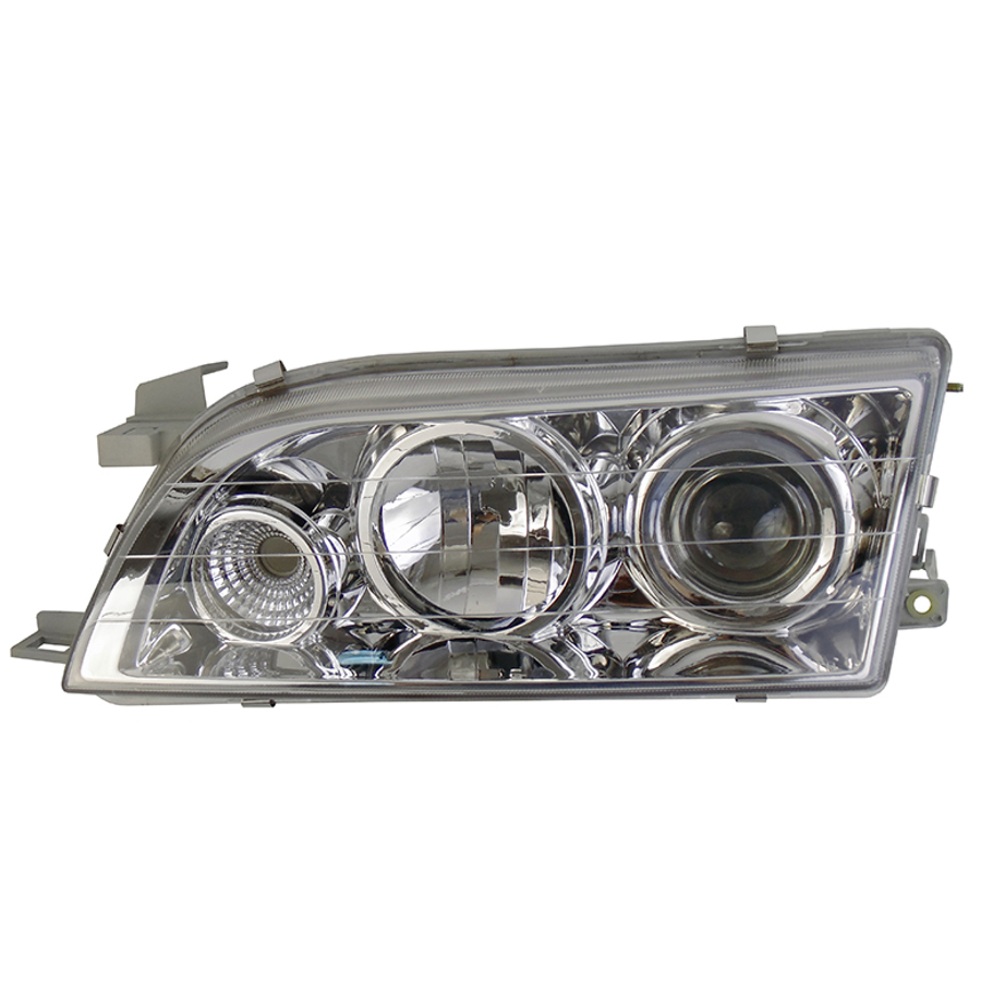 Headlight Left Fits TOYOTA COROLLA 1991 1992 1993 1994 1995 1996 1997 1998 1999 2000 2001 2002 Headlamp Left CRYSTAL
