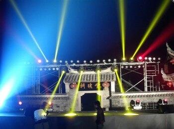 Führte Beweglichen Kopf | Keine Steuer Nach 8 Teile/los + Flight, Sharpy Strahl 230W Osram 7R LED Moving Head Licht RGBW Touch Screen DJ Prisma Bühne