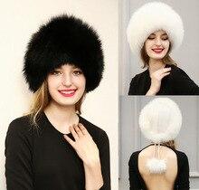 2017 Fashion Women Warm Genuine Fur Hats Rex Rabbit Winter Caps Female Quality Casual Beanies