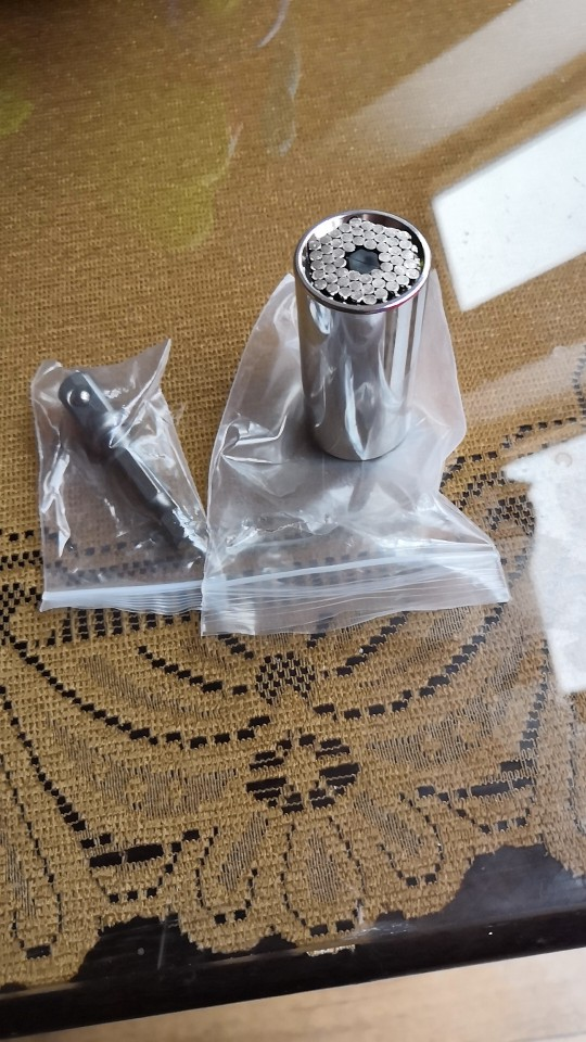 Magic Grip Tool photo review