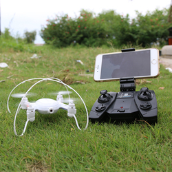 2018 Newest Professional mini Drone rc quadcopter indoor selfie drones with camera hd Racing FPV helicopter toys for children