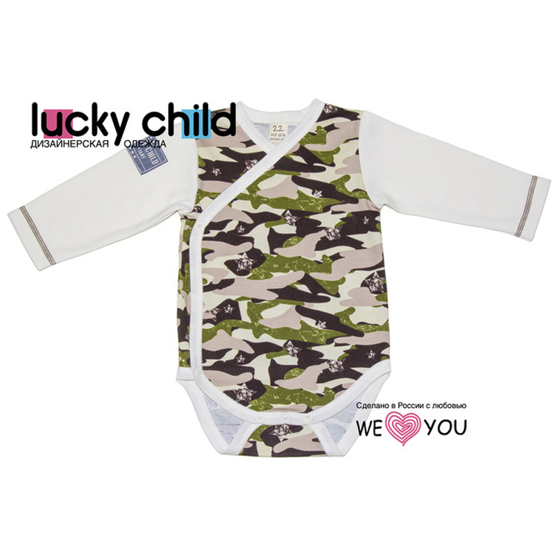 Bodysuit Lucky Child 31-5 military Kid clothes 82010 1193pcs century military tank building blocks compatible legoes gift kid military army diy bricks pzkpfw ii tank toy