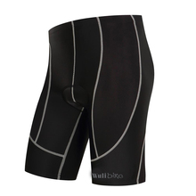 Men's Cycling Shorts with 3D Padded Biking Bicycle Tights Breathable Shorts Sportswear Anti-Slip Design