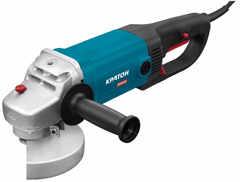 Angle grinding machine Kraton AMG-2100-230J цена