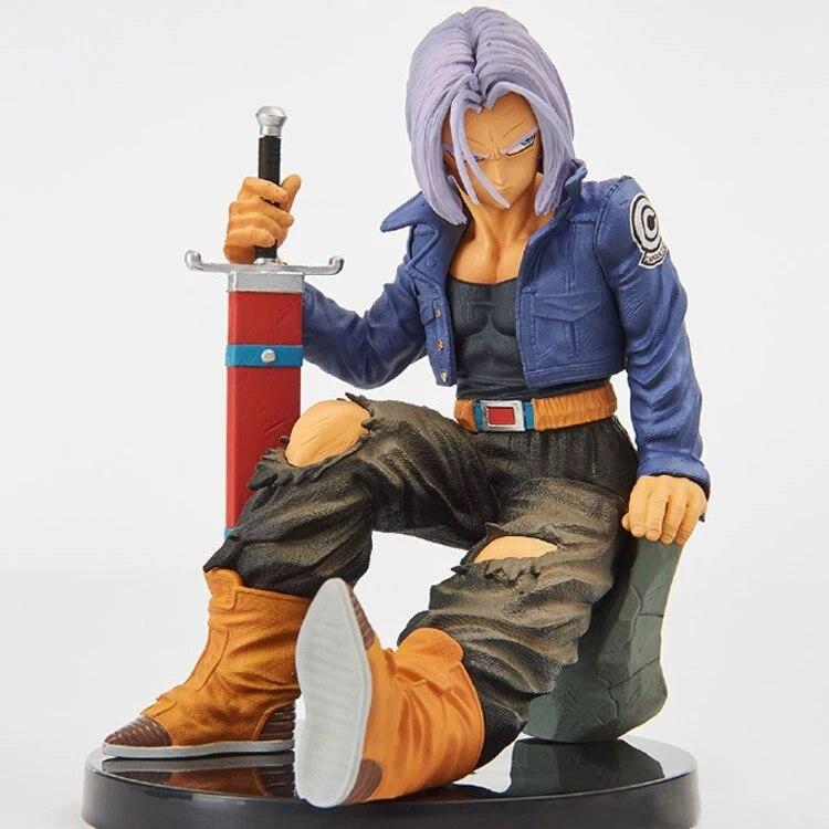 Pre-Order Dragon Ball Z Banpresto Legends Collab Figure Future Trunks