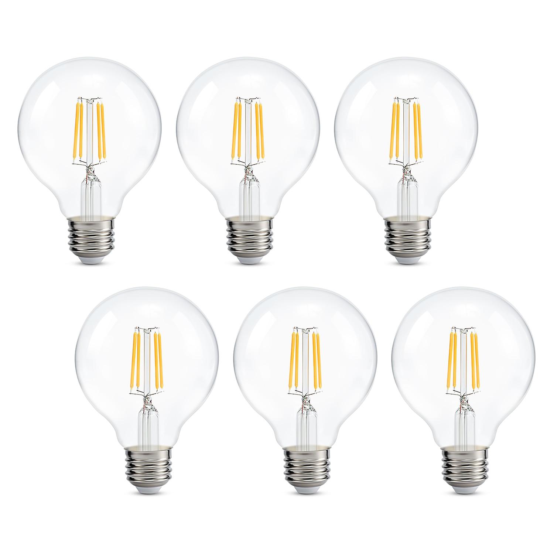 Aliexpress Buy Kohree 6 Packs G25 Led Edison Light