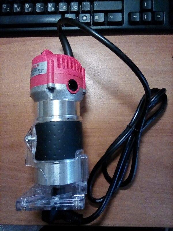 маршрутизатор электрический; инструмент; столярка; Номинальная потребляемая мощность:: 650 (Вт);