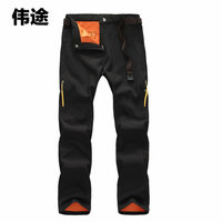 WEITU Women S New Winter Hiking Pants Outdoor Softshell Trousers Waterproof Windproof Thermal For Camping Ski