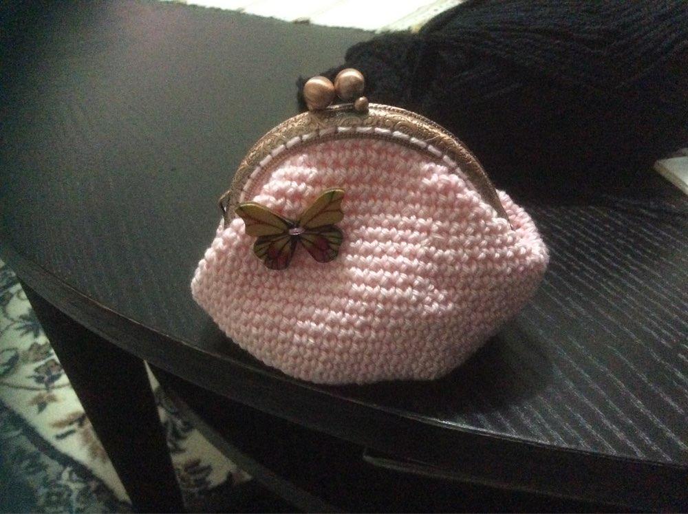 cheap 10pcs/lot 4 colors metal purse clasp girl bag DIY knurling frame accessories 8.5cm photo review