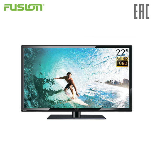 "Телевизор LED 22"" Fusion FLTV-22C100T(Russian Federation)"
