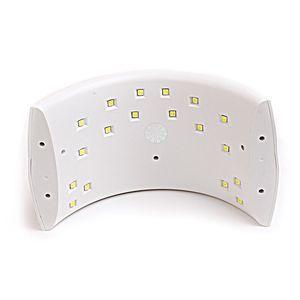Image 3 - 36 ワット led ランプ LED ランプ SUN9c プラス UV ランプ爪ネイルドライヤーですべてのゲル 30 s/60 s ネイルドライヤー