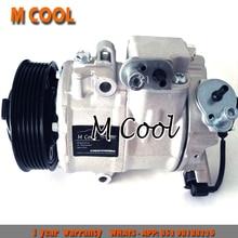 For vw golf ac compressor Polo J etta Golf 1999-2011 6q0820803d 6Q0820803GX 447190-4320 447220-8122 8880100510
