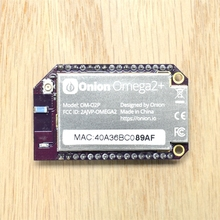 ShenzhenMaker 店タマネギ Omega2 + MT7688OpenWRT Linux IoT 開発ボード