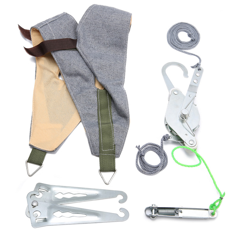 Over Door Cervical Traction Kit Hanging Neck Stretch Gear Brace Pain Relief Neck Cervical Traction Stretch Gear Brace Kit new design product good neck hammock for neck pain relief neck relief fatigue door handle hanging head neck hammock