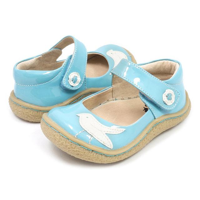 Tipsietoes Barefoot Kids 2018 Toddler Baby Mary Jane Shoe Girls PioPio Sneaker Fashion Sport Child Causal Genuine Leather