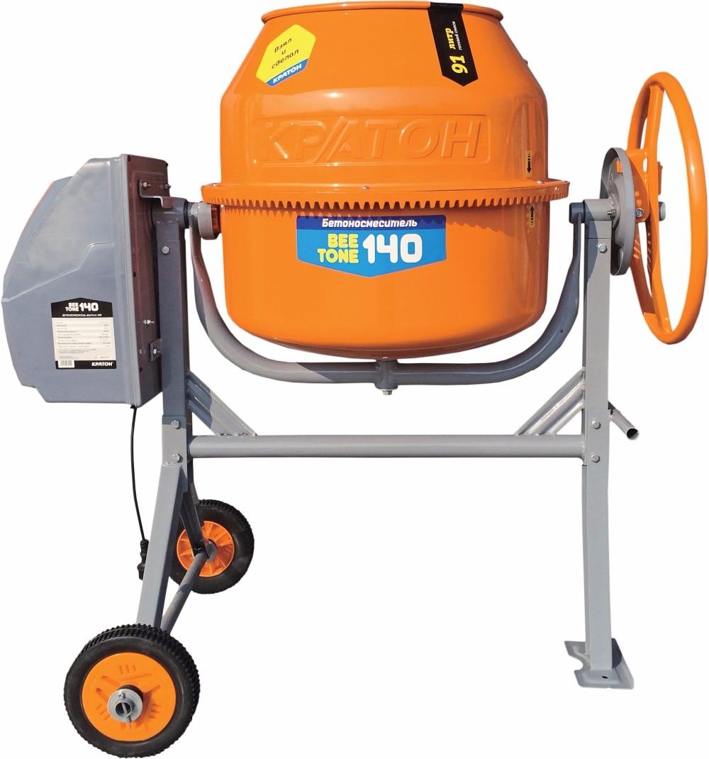 Concrete mixer CRATON BeeTone 140 550W 130L