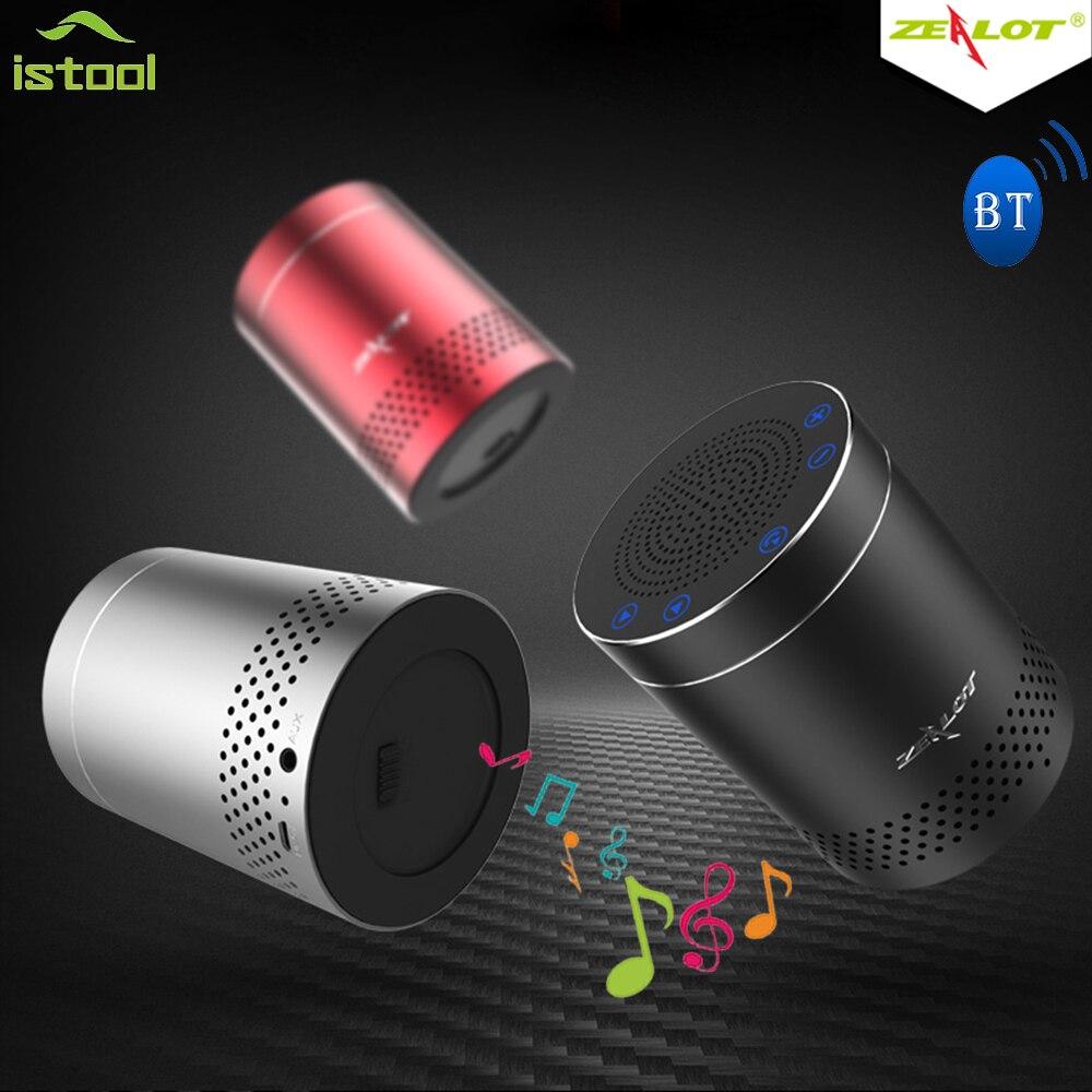 2018 zealot s15 bluetooth column speaker wireless stereo. Black Bedroom Furniture Sets. Home Design Ideas