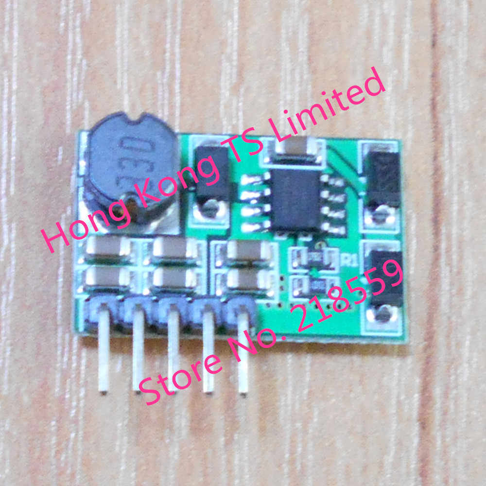 DD1718PA with pins 3-18V turn to positive and negative 5V 6V 9V 12V 15V 24V  boost module ADC DAC LCD power supply