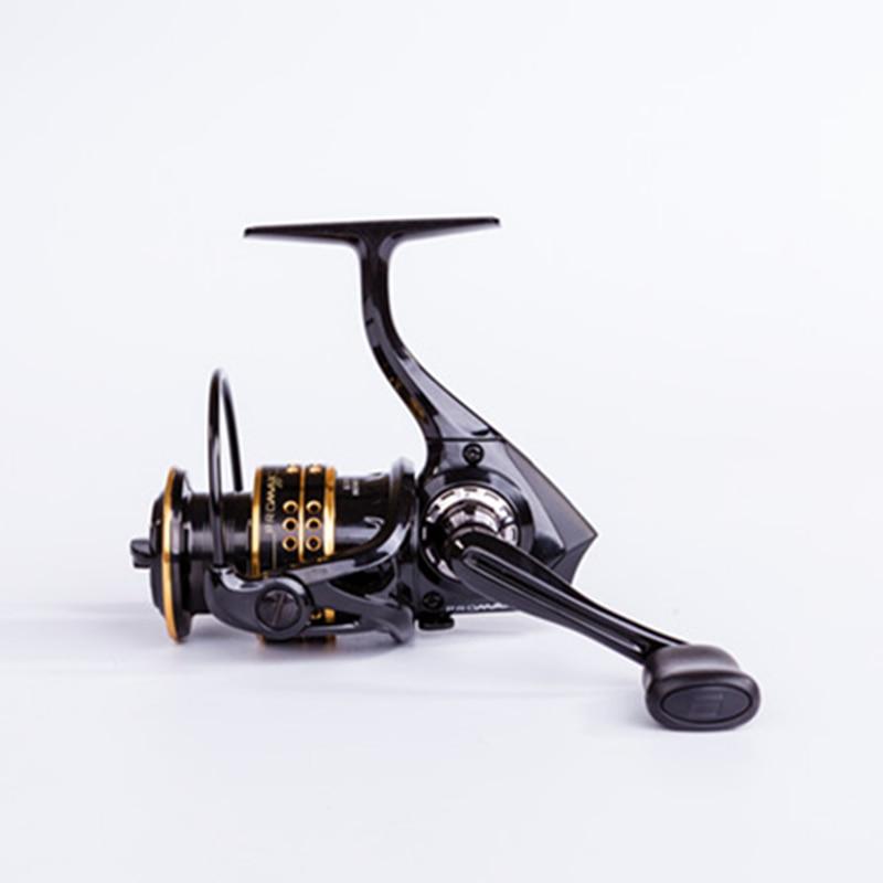 Abu Garcia PMAX SP5/10/20/30/40 Spinning Reel Pre-Loading Fishing Wheel Full Metal Body 6+1BB 5.2:1 / 5.1:1 Line Capacity 4-12LB