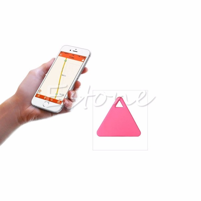 OOTDTY Bluetooth Tracker GPS Locator Antilost Tag Alarm For Car Pets Child 3