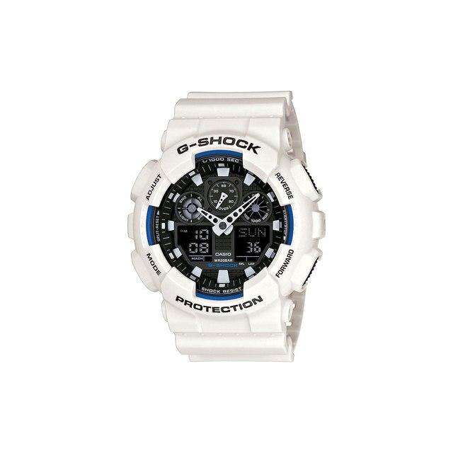 Наручные часы Casio GA-100B-7A мужские кварцевые