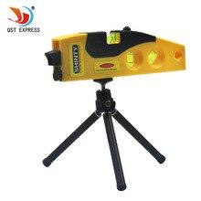 Поперечные Лазерные уровни измерительный инструмент с треногой лазерный инструмент спиртовой уровень