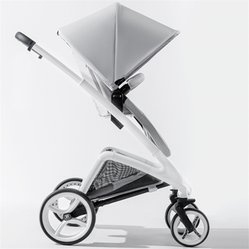 Baby Stroller High Landscope Folding Baby Carriage For Child 0-3 Years Prams For Newborns Travel System Baby Trolley ...