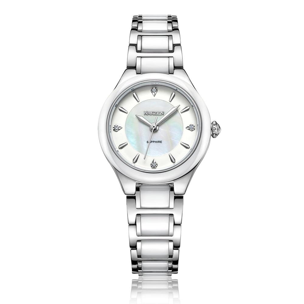 quartzo feminino luxo diamante relógios de pulso