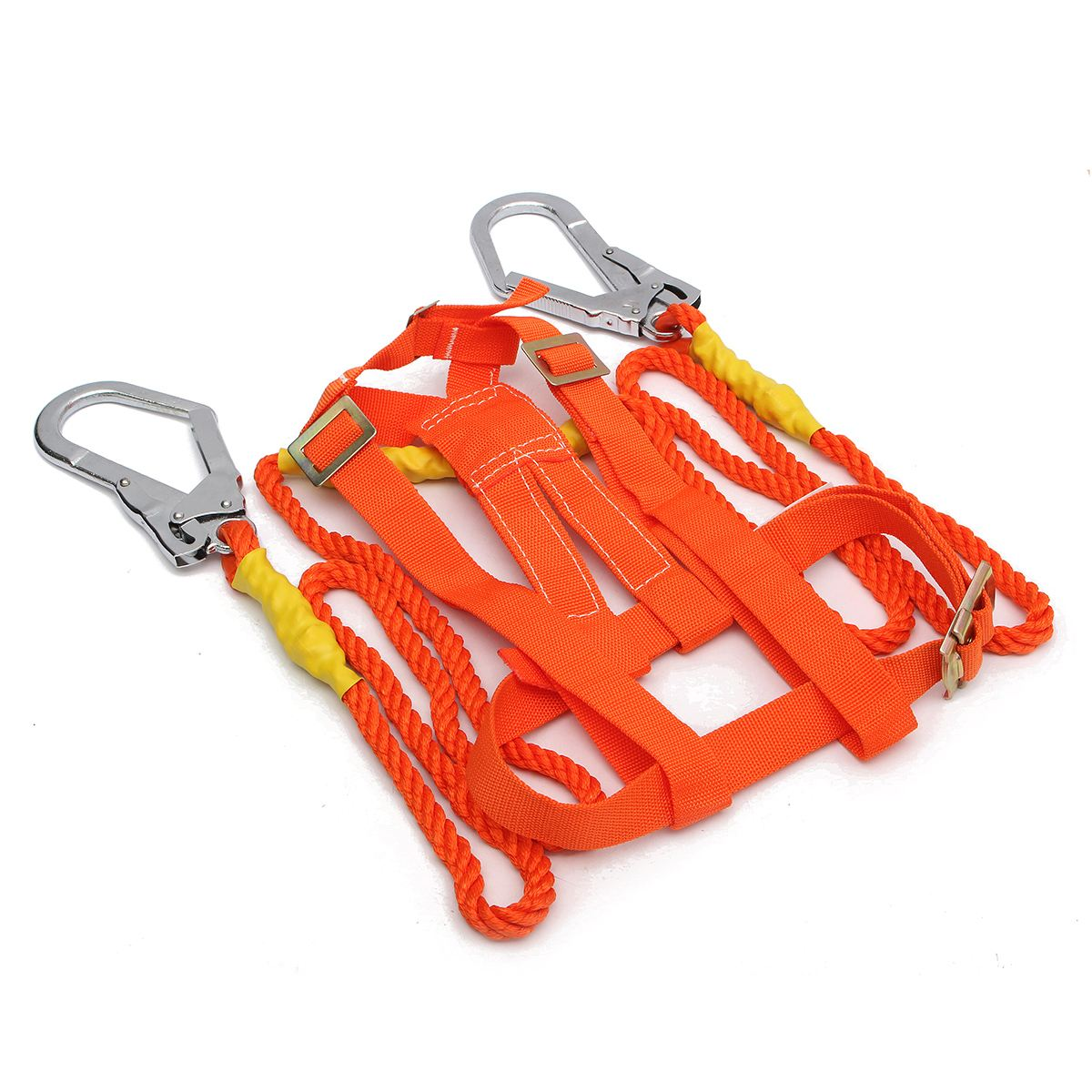 NEW Safurance Outdoor Climbing Climb Mountain Rope Safety Waist Belt Protection Equipment Workplace Safety Harness hinda family lifeline 10mm wire rope core fire protection safety rope escape rope down device