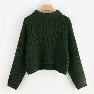 852b7197b32ee COLROVIE 2018 Winter Ladies Jumpers Pullover Women Sweaters