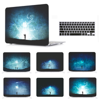 """keyboard plastic case New Plastic Hard Case Cover Laptop Shell Keyboard Cover For Apple Macbook Air 11 13 Pro 13 15 Retina 12 13 15 Touch Bar 13 15"""" (1)"""