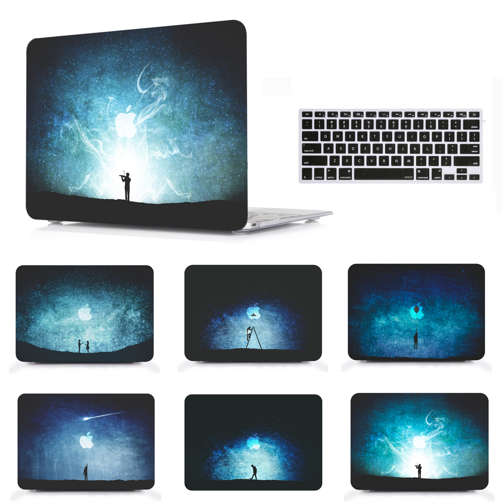 New Plastic Hard Case Cover Laptop Shell Keyboard Cover For font b Apple b font font