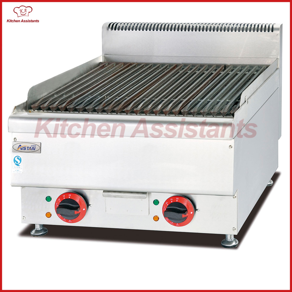 EH669 Electric Lava Rock Grill of barbeque machine