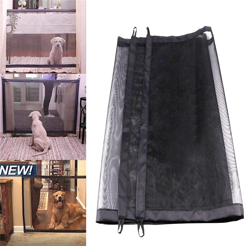 Portable Mesh Pet Enclosure Fences Magic Perspective