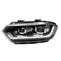 Headlights Assembly Cob Daytime Running Automobiles Automovil Accessory Parts Drl Car Led Lights For Volkswagen C trek