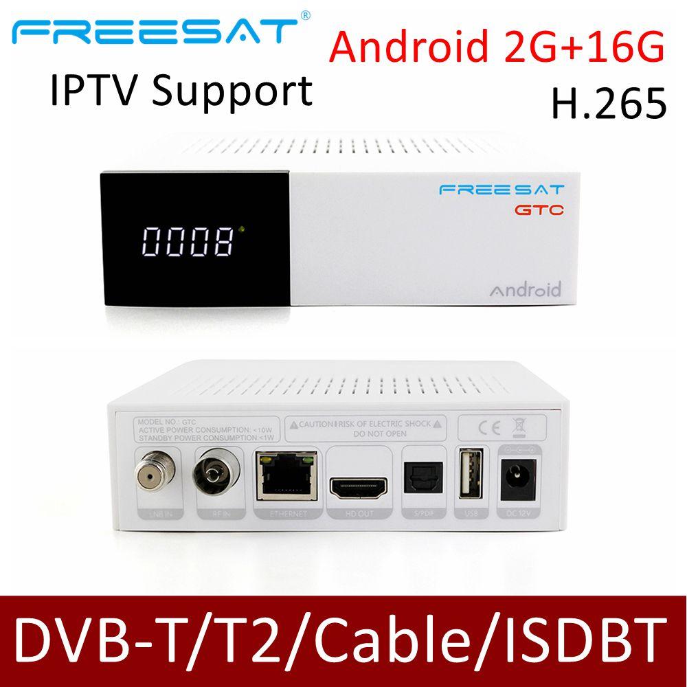 Set de receptor de cable DVB-C