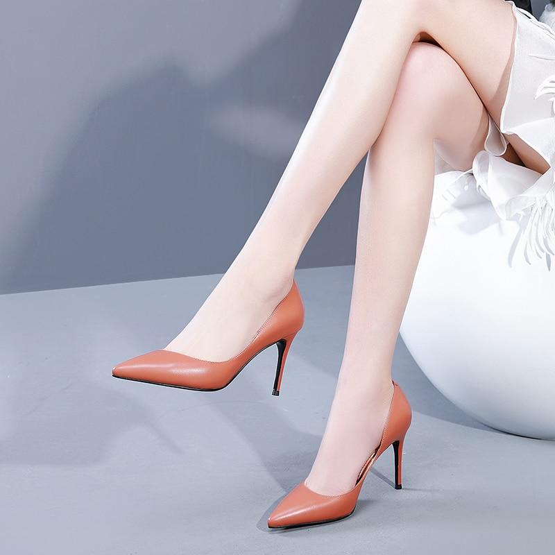 Talons Blanc Alto Marque Chaussures Haute Noir Bout Pointu Salto OX0k8wnP
