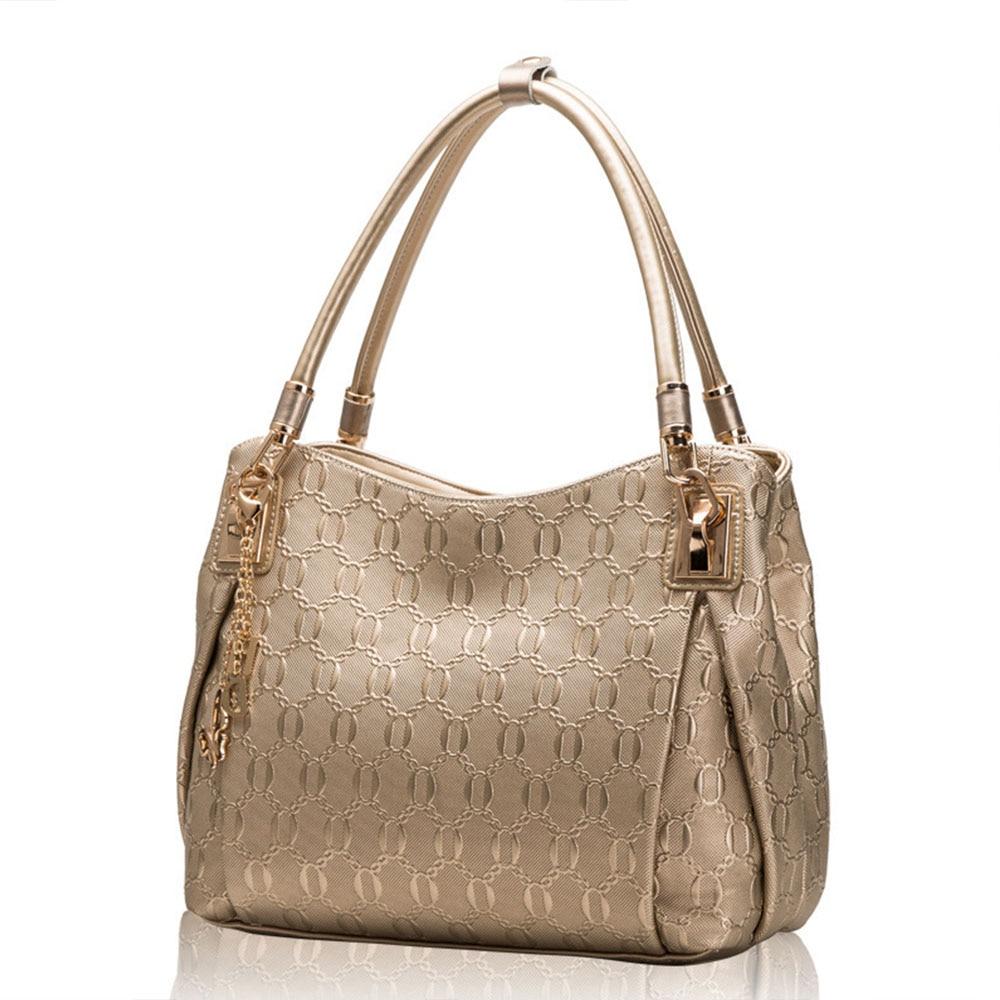 Роскошные сумки женские сумки дизайнер бренда известный PU женские shopper плеча сумки большой емкости вестник мешки мешок основной