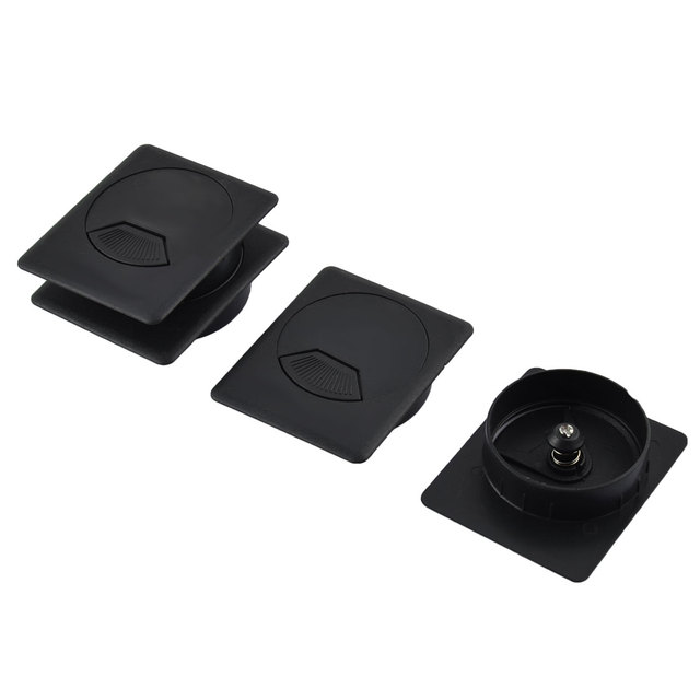 office desk cable hole. uxcell color office desk plastic rectangle grommet wire cord cable hole cover 68 x 57 m
