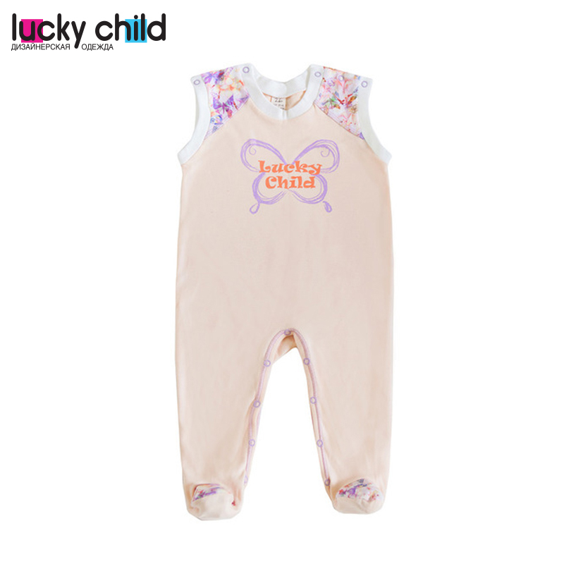 Baby Pants LUCKY CHILD for girls 26-2 Kid clothes npkcollection 40cm silicone reborn baby doll toy lifelike birthday gift for kid child lovely smile newborn girls babies dolls