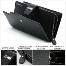 hot deal buy m logo car interior accessories wallet for bmw x5 x3 x6 e46 e39 e38 e90 e60 e36 f30 f30 e34 f10 f20 e92 e38 e91 e53 e87 m3 m5