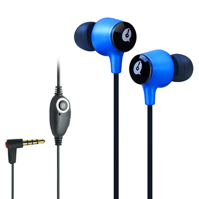 US $6 99 |Cute In Ear Music Earphones Earbuds Ear Phones With Microphone  and Volume Control for Android Samsung Sony iPhone Smartphones-in Phone