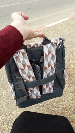 Maternity Diaper Bag Backpack photo review
