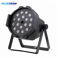 No tax custom by sea, 8pcs/lot Zoom LED par light 18x10W RGBW 4in1 18x12W RGBWA 5in118x15w RGBWAUV 6in1